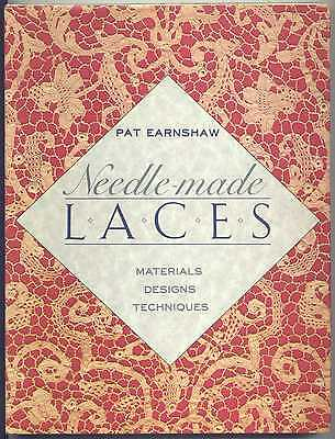 Needle-Made Laces Book