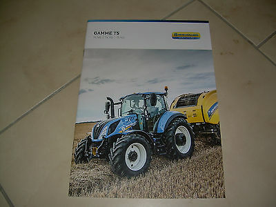 New Holland Tracteur T 5
