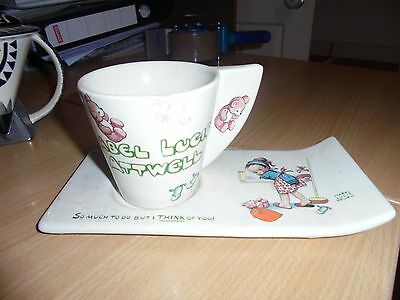 Collectors Shelley Mabel Lucie Attwell cup and saucer set