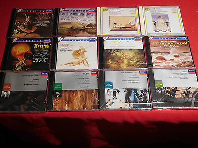Joblot / Collection of Classical CD's.
