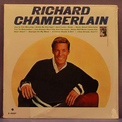 Richard Chamberlain Joy In The Morning LP sealed 1965 Vocal Pop MGM E-4287 orig
