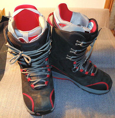 Burton Driver Mens Snowboard Boots Size 10.5 Uk Excellent Condition Hardly Used