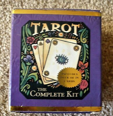 Complete Tarot Kit ... Small Sized Cards