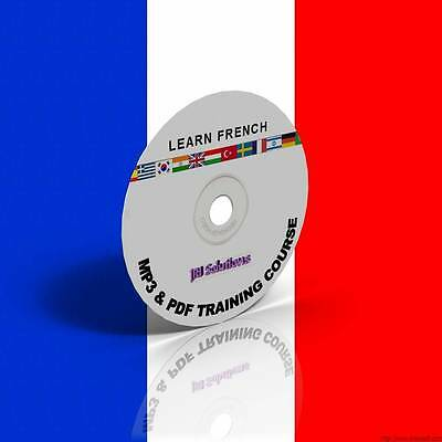 Learn To Speak French Language Course DVD, MP3 & PDF