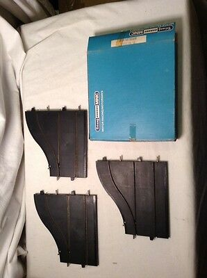 Triang Minic Motorways, Lot 34, M1633Junction Left Lay-By x3 & Original Box.