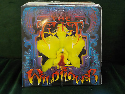"""The Cult Wildflower / Love Trooper Limited Edition 1987 Goth Rock 2X 7"""" Vinyl"""