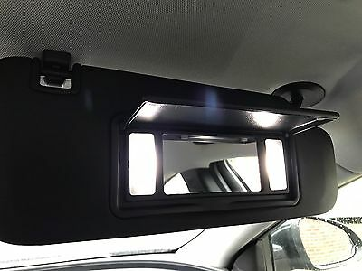 Vauxhall Insignia Rare Black VXR Roof Sun visor Drivers side only