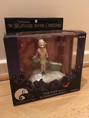 Nightmare Before Christmas 'The Cut' Figure - Dr Finklesteins Partner