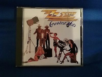 Zz Top Greatest Hits Cd