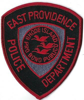 East Providence Rhode Island Police Department Patch