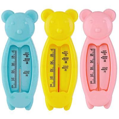 New Baby Infant Kids Water Temperature Thermometer Bathtub Wash Bath Tub Toy YZ
