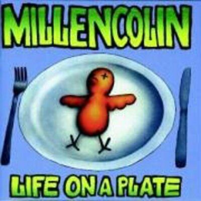Millencolin - Life On A Plate - Millencolin CD 7HVG The Cheap Fast Free Post