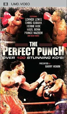The Perfect Punch [UMD Mini for PSP] - DVD  Z0VG The Cheap Fast Free Post