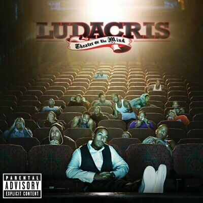 Ludacris - Theater of the Mind - Ludacris CD CEVG The Cheap Fast Free Post The