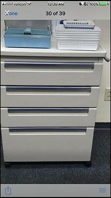 Midmark Mobile Treatment Cabinet ( 2 Available ) Price Is For One
