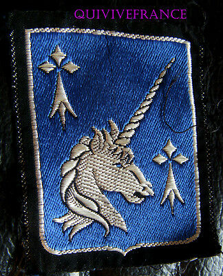 In5984 - Patch 20° Division D'infanterie Afn