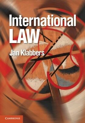 International Law (Paperback), Klabbers, Jan, 9780521144063
