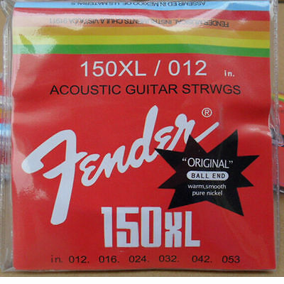 NEW 1st Steel String for Acoustic Guitar 150XL 1M New+2pcs picks