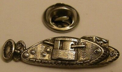 Mark 1 MK1 Mk.I 1916 British heavy tank vintage PIN BADGE