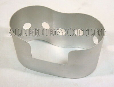 Canteen Cup Stove Stand HEAVY GUAGE Aluminum Fits USGI Stainless Canteen Cup NEW