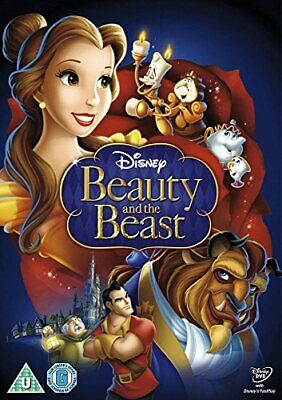 Beauty And The Beast [DVD] - DVD  Z2VG The Cheap Fast Free Post