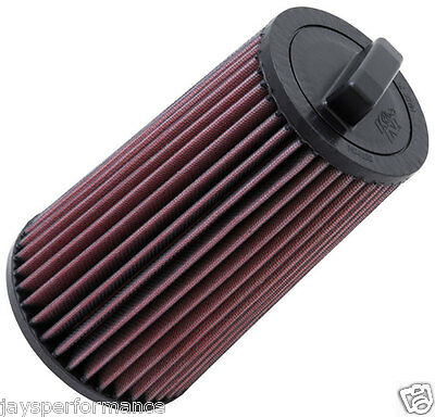Kn Air Filter (E-2011) Replacement High Flow Filtration