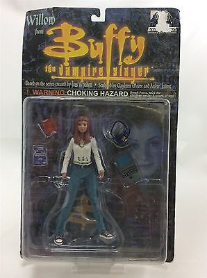 Willow Action Figure from Buffy the Vampire Slayer Sealed