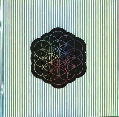 Coldplay A Head Full Of Dreams Tour tour programme UK TOUR PROGRAMME 2016