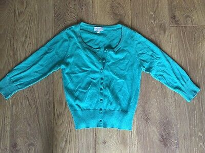 Girls Marks And Spencer Indigo Collection Cardigan Age 13-14