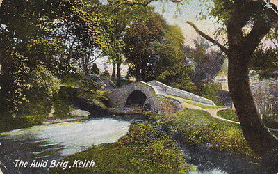 Keith - The Auld Bridge - Unposted - (F276)