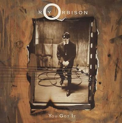 "Roy Orbison 12"" vinyl single record (Maxi) You Got It UK VST1166 VIRGIN 1989"