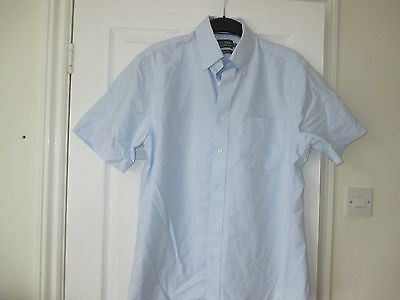 "Men's M&s Shirt 15.1/2"" Regular Fit."
