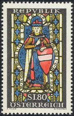 Austria 1964 Saint Leopold/Stained Glass/Art/ Church/People 1v (at1051a)