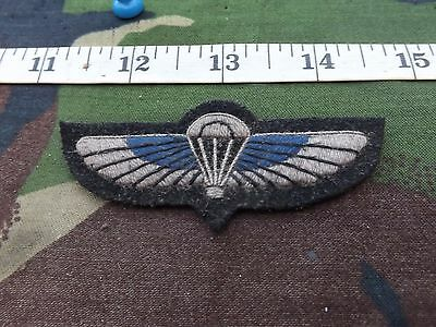 WW2, Type,S.A.S. Special Air Service Parachute Wing