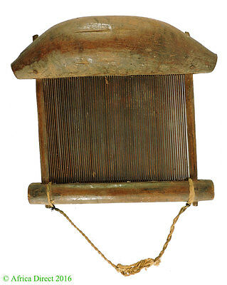 Heddle Loom Component Wood West African Artifact SALE WAS $45.00