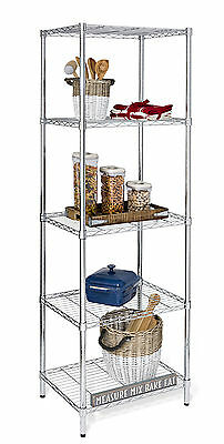 "Honey Can Do 72"" H Shelving Unit"