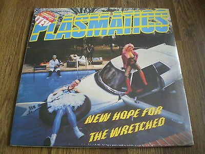 PLASMATICS - NEW HOPE FOR THE WRETCHED COLOURED VINYL 2 x LP NEW SEALED