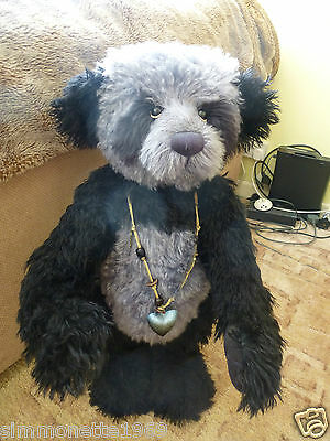 Charlie Bears HUGE Mulligan Isabelle Lee 2011 Collection Ltd only 200 Worldwide