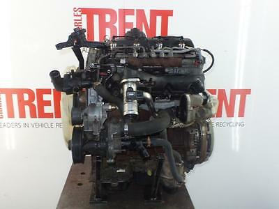 2008 FORD TRANSIT H9FB 2402cc Diesel Manual Engine with Pump Injectors & Turbo
