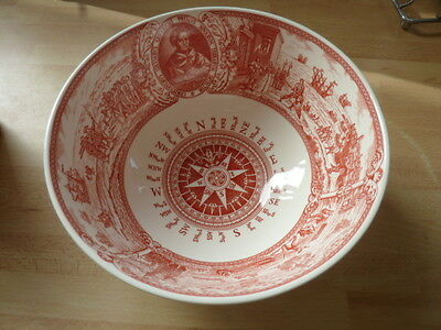 Wedgwood Christopher Columbus 500th Anniversary Bowl - Limited Edition