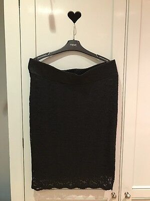 A Stunning Black Lace Maternity Skirt 20 Flattering, Stylish & Easy To Wear