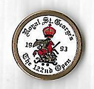 Ball Marker 1993 Open Championship Royal St George