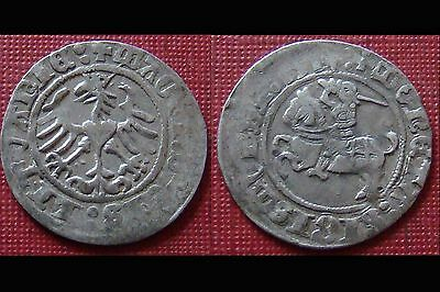 1492 - 1506 Superb Hammered Silver Coin