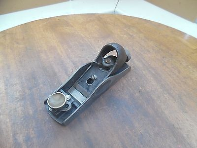 Stanley No 60 1/2 Adjustable Mouth Block Plane
