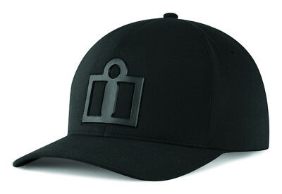 Icon Mens Tech Curved Bill 6-Panel FlexFit Hat