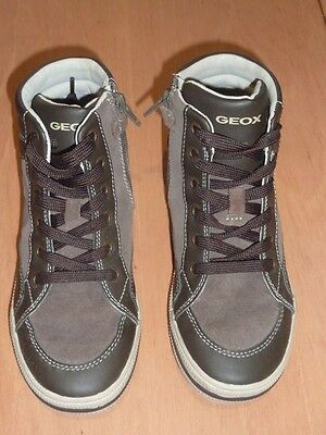 Boys Shoes ankle boots GEOX size UK 1.5 EUR 34