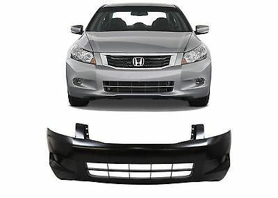 Replacement Front Bumper Cover For 2008-2010 Honda Accord Sedan New Free Ship