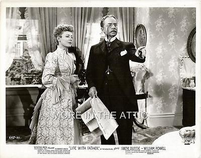 Irene Dunne William Powell Life With Father Orig Wb Film Still