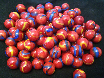 10 x 14mm Odin HOM Glass Marbles Collectors or traditional game solitai