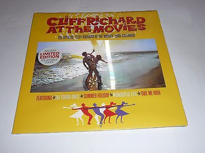 Cliff Richard - Official 2005 Calendar SEALED (Ltd edition collectable cover)